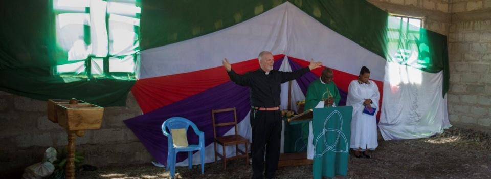 Cross of Christ Lutheran Tanzania Mission Team, 2016
