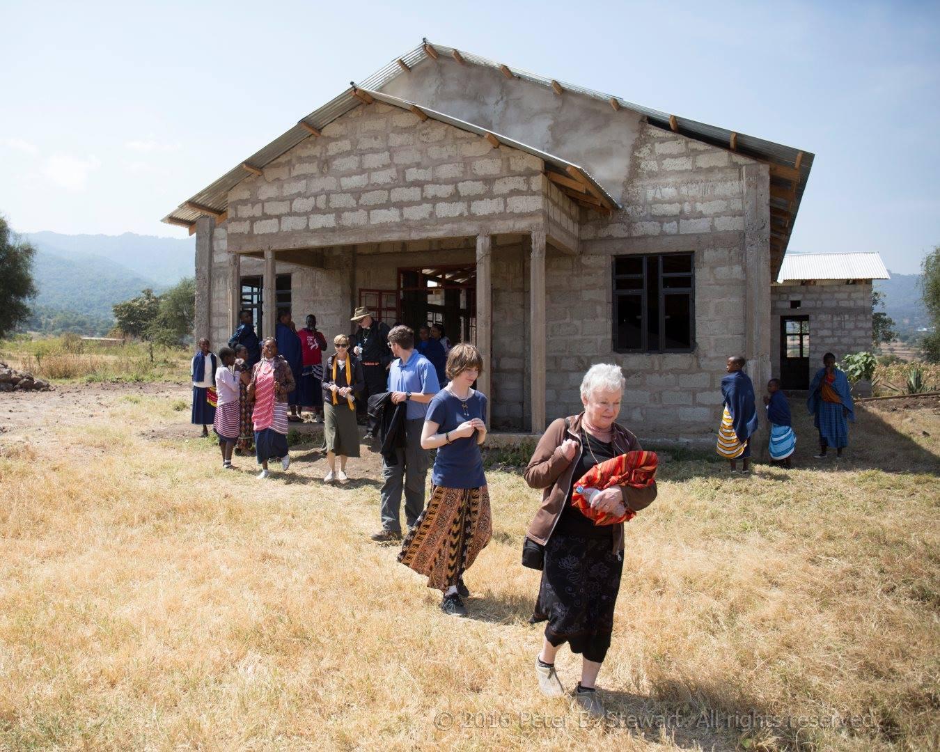 Cross of Christ Lutheran Church Tanzania Mission Team, 2016