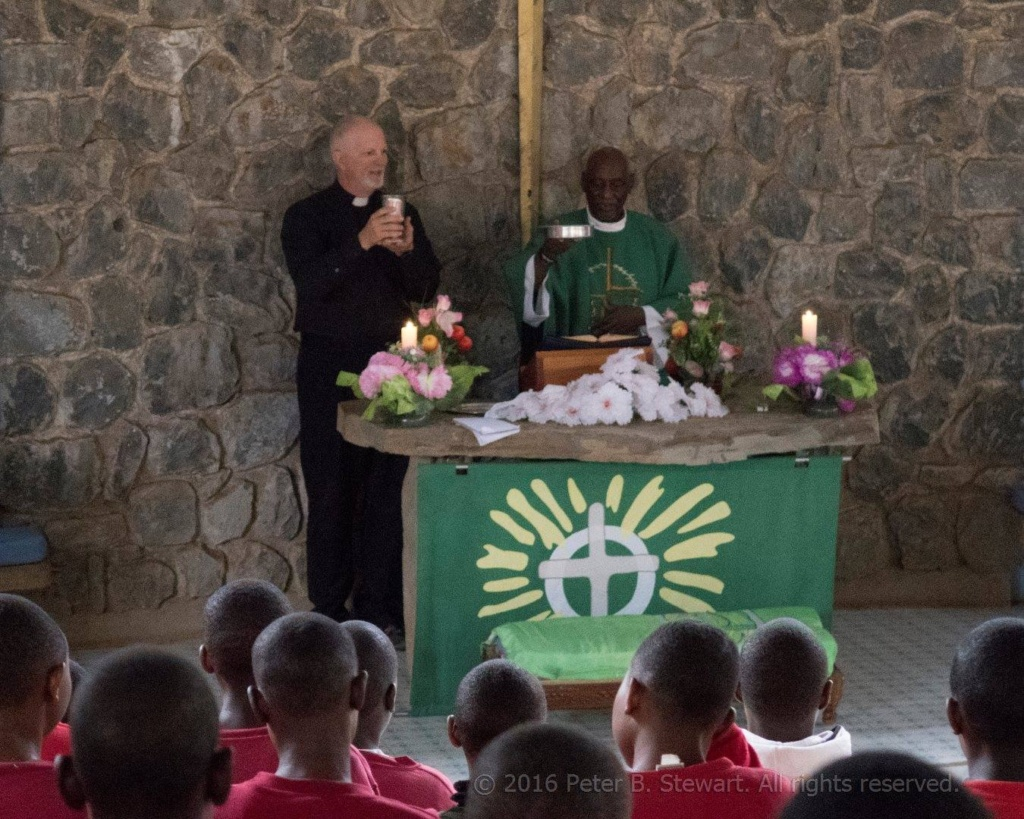 Cross of Christ Lutheran Tanzania Mission Team, 2016