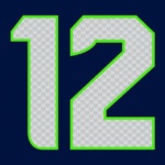 12th Man Seahawks Wallpaper by TelephoneWallpaper.com